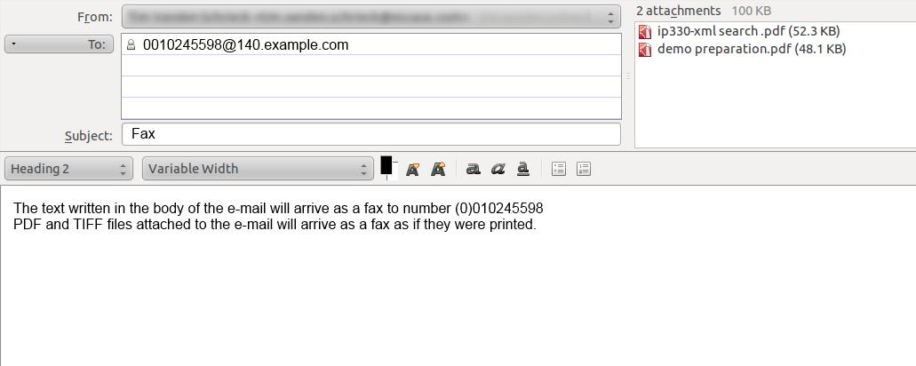 drd emailtofax userguide